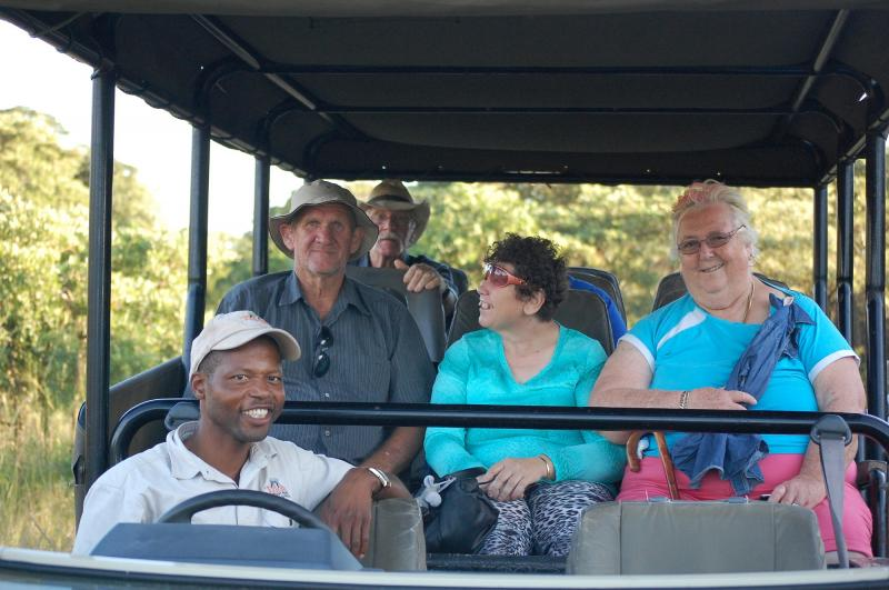 Safari Tours Free Information Pack